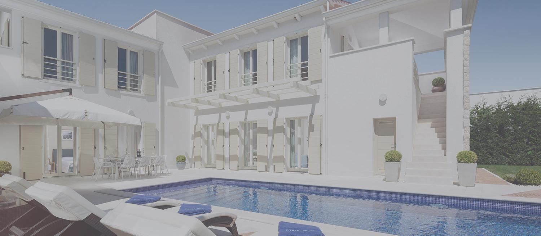 Foto der Villa Camelia der HMZ Luxury Villas in Istrien