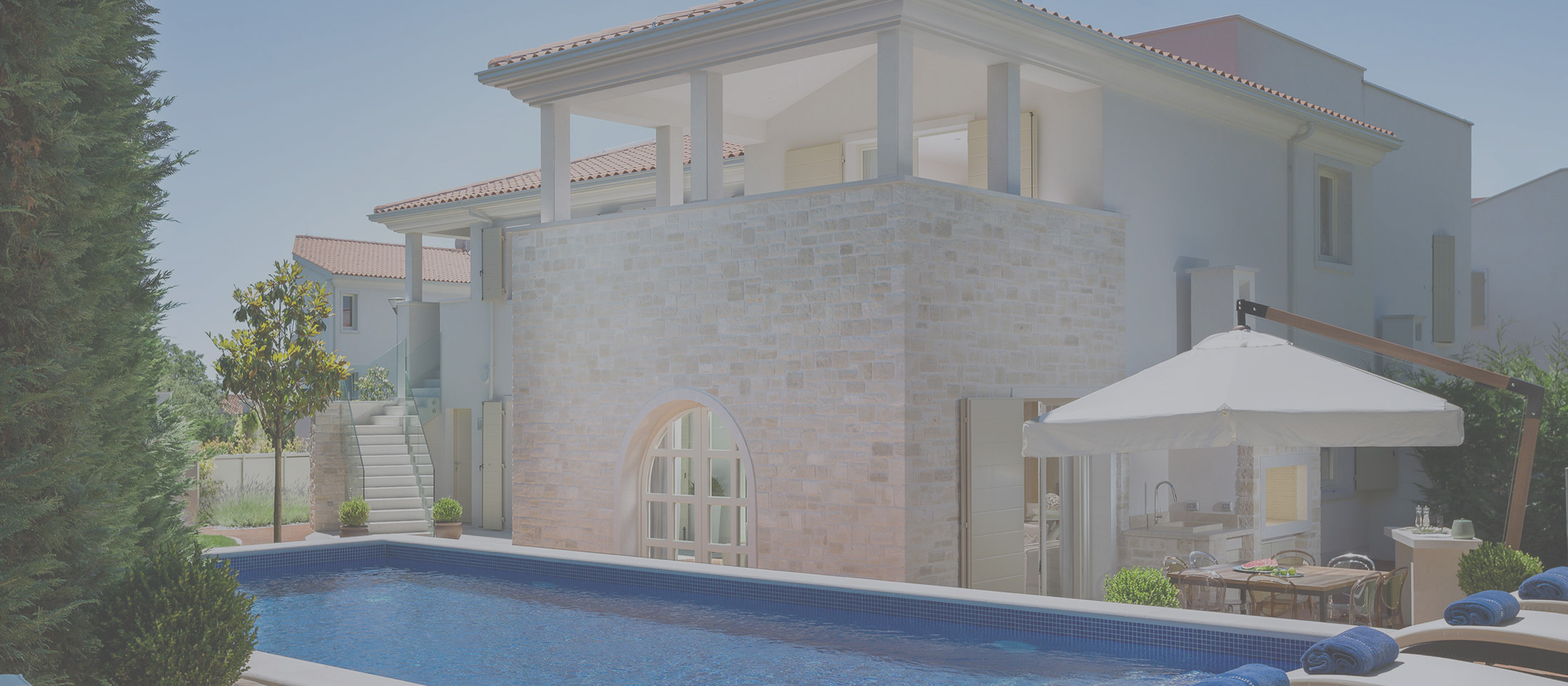 Foto der Villa Carlotta der HMZ Luxury Villas in Istrien