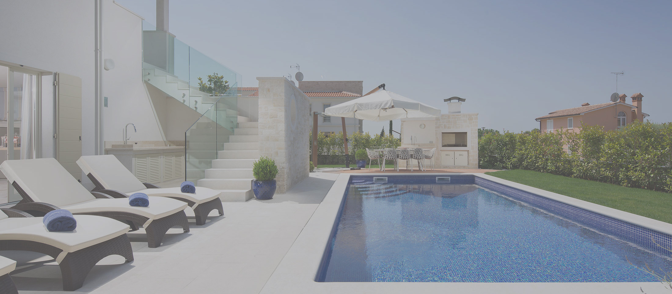 Foto der Villa Melita der HMZ Luxury Villas in Istrien