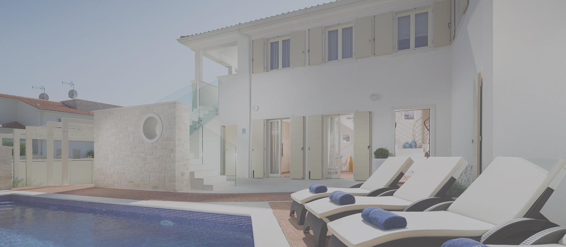 Foto der Villa Sophia der HMZ Luxury Villas in Istrien