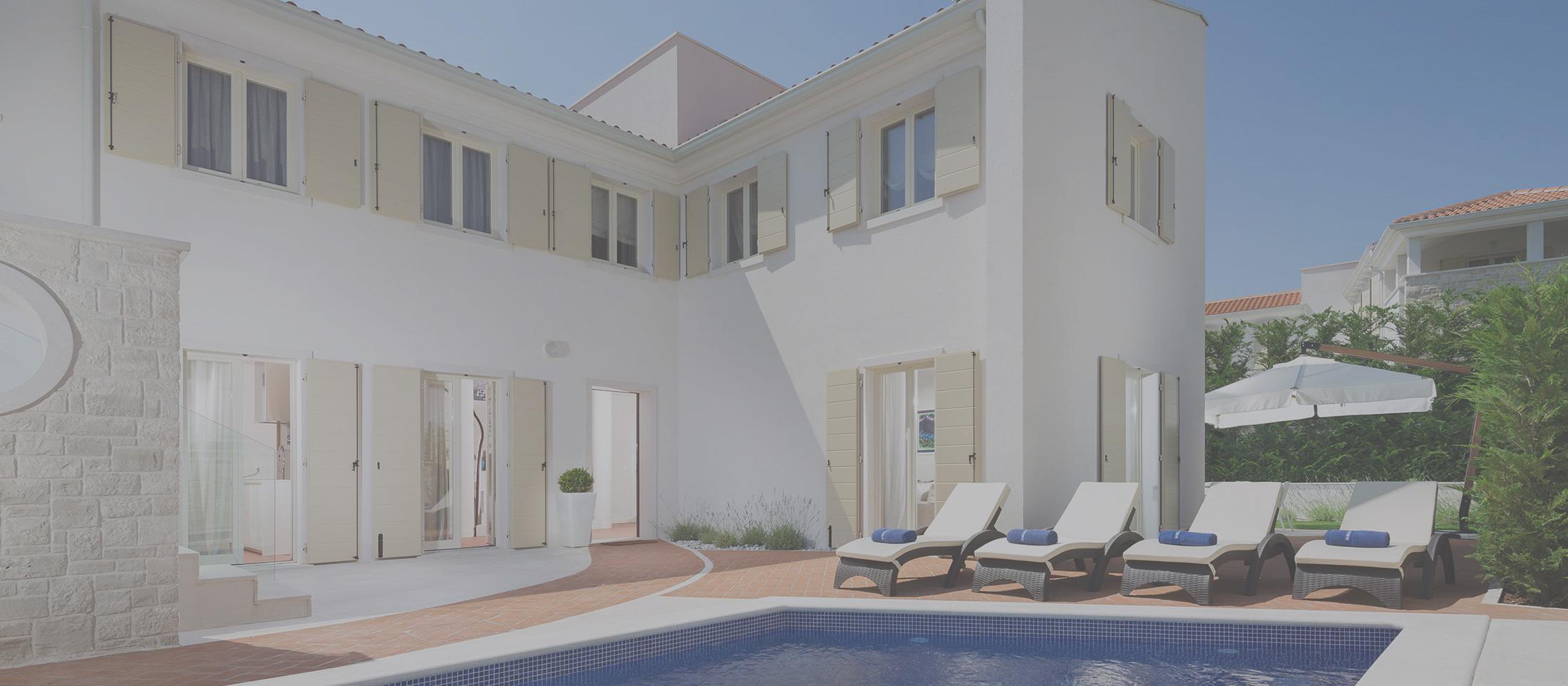 Foto der Villa Sylvia der HMZ Luxury Villas in Istrien