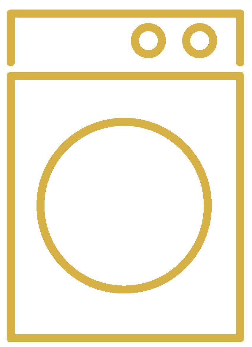 HMZ Villas Icon Waschmaschine