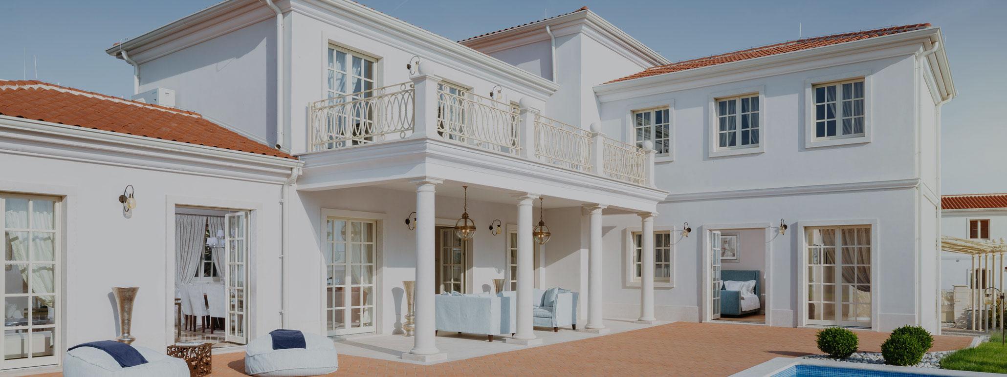 Slider-Foto 1 auf der Startseite der HMZ Luxury Villas