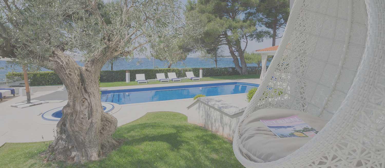 Cover-Foto der Seite Lusso Sul Mare der HMZ Luxury Villas in Istrien